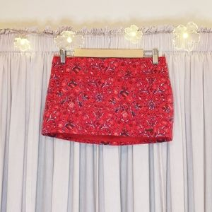 4/$20 Abercrombie & Fitch Mini Skirt